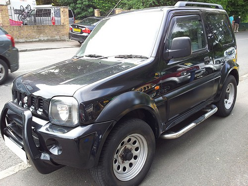 My first Jimny!