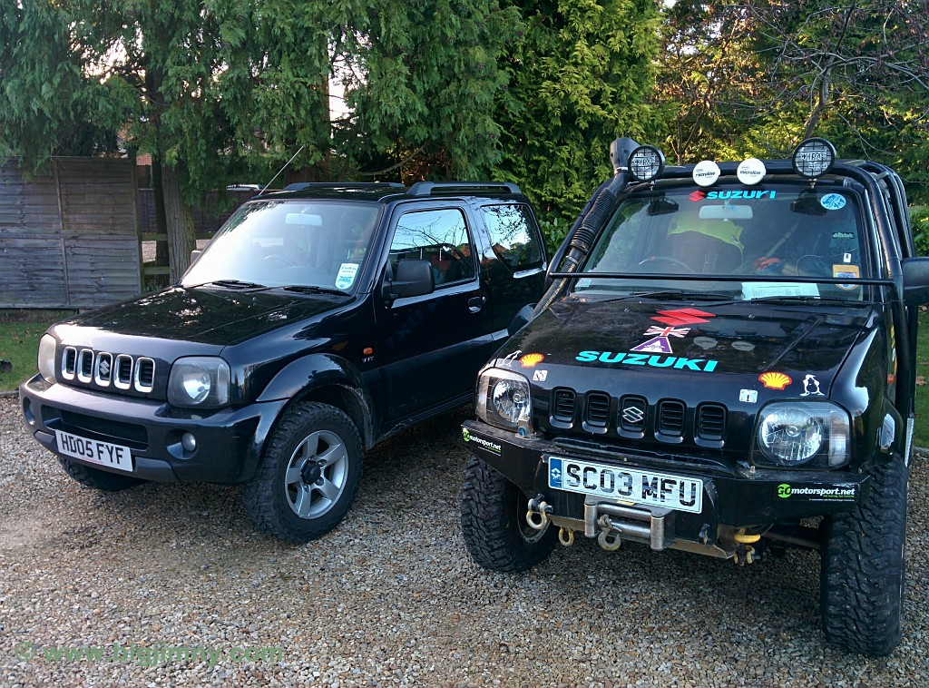 Second BigJimny meet of 2014!