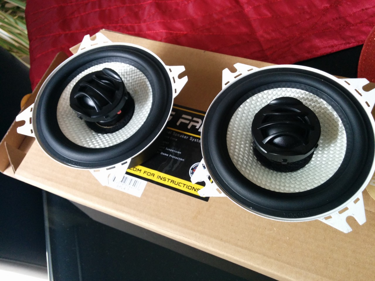 New Speakers