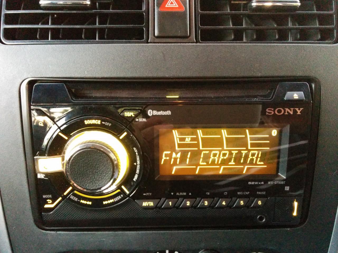Radio installation