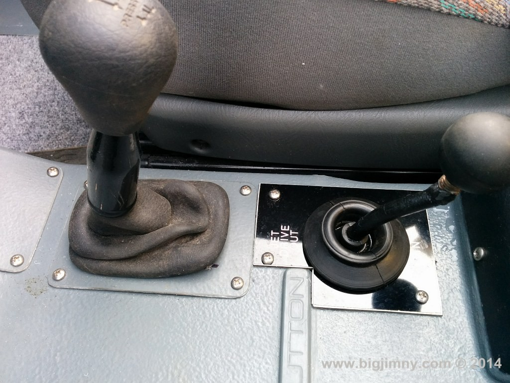 19/09/14 - The control every Jimny should have!