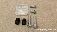 Caliper Fitting Kit (VENTED DISK)