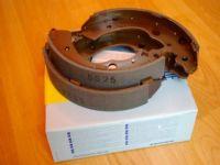 Rear Brake Shoes (Blueprint)