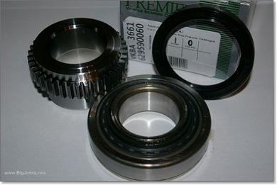 Rear Wheel Bearing Kit (ABS)