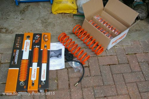 "Trailmaster 50mm (2"") Lift Kit"