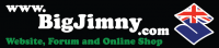 Sticker - BigJimny Graphic Internal